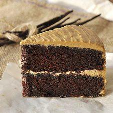 Νηστίσιμο κέικ με καραμελένια βουτυρόκρεμα (updated!)