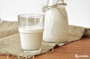 Νηστίσιμο γάλα από σουσάμι / Vegan sesame milk