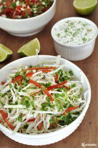 Πικάντικα & αρωματικά tacos με φιλέτο ψαριού / Blackened fish tacos
