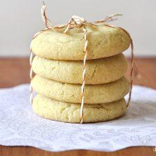 Cookies με γέμιση κανέλας