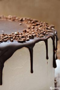 Τούρτα cappuccino / Cappuccino cake