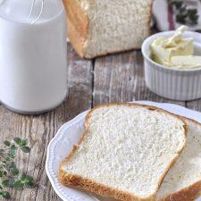 Σπιτικό ψωμί του τοστ μαλακό σαν… πούπουλο!